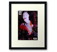 EVOLUTION NO 3 COVER  Framed Print