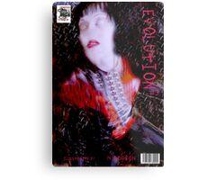 EVOLUTION NO 3 COVER  Metal Print