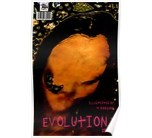 EVOLUTION N0 4 COVER Poster