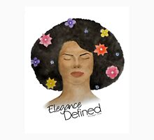 Elegance Defined Womens Fitted T-Shirt