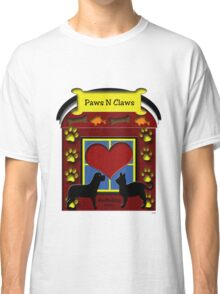 Paws N Claws Tee Classic T-Shirt