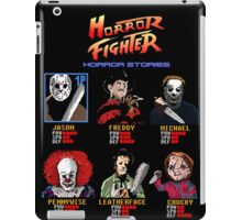 Horror Fighter iPad Case/Skin