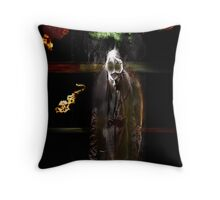 DREAMS AND DEMONS COVER Throw Pillow