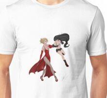 Tifa & Scarlet Unisex T-Shirt