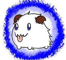 The Tiny Poro by spookynaut