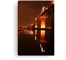 Westgate Bridge 1 Canvas Print