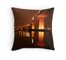 Westgate Bridge 1 Throw Pillow