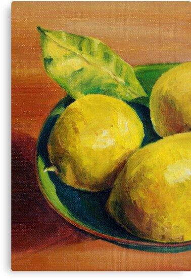 Lemons by Sarah  Mac