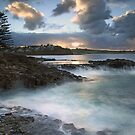 Kiama Coast by Annette Blattman