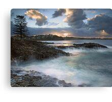 Kiama Coast Canvas Print
