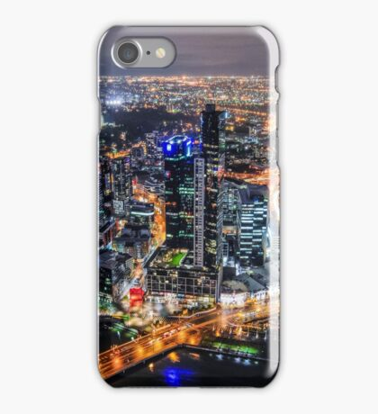 Southbank from Above iPhone Case/Skin