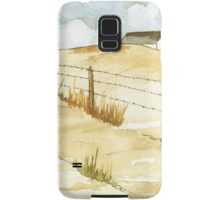 Waiting for the rain Samsung Galaxy Case/Skin