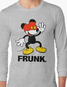 Frunked Mouse. Long Sleeve T-Shirt