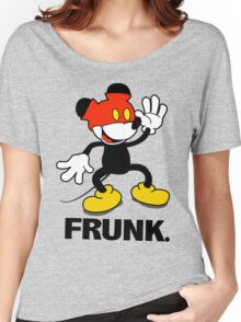 Frunked Mouse. Women's Relaxed Fit T-Shirt