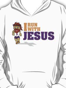 I Run With Jesus T-Shirt