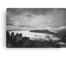 The Three Sisters, Katoomba Canvas Print