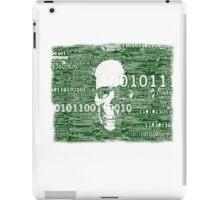 Virus Code Binary.exe iPad Case/Skin