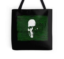 Virus Code Binary.exe Tote Bag
