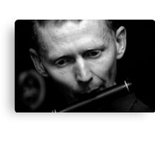 Irish Flute Canvas Print