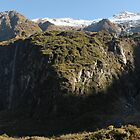 Rob Roy glacier, New Zealand by fns720