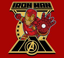 Iron Man The Ultimate Avangers Super Hero by greylock
