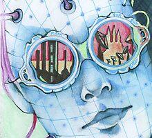 Cyborg ' 68 ( The Replicant ) by John Dicandia  ( JinnDoW )