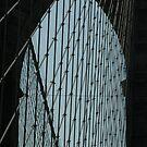 The Brooklyn Bridge by Elizabeth Bravo