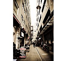 Equitable Place Photographic Print