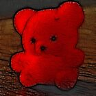 Little Red Bear by Jay Gross