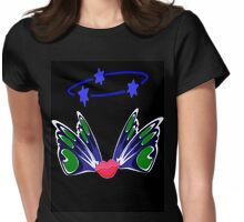 Lips of An Angel Womens Fitted T-Shirt