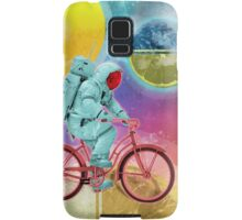 Spaceman Velo Omega Samsung Galaxy Case/Skin