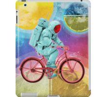 Spaceman Velo Omega iPad Case/Skin