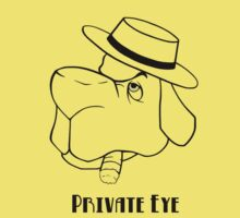 Private Eye by Christopher Doey