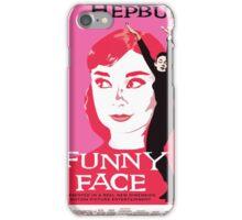Audrey Hepburn in Funny Face iPhone Case/Skin