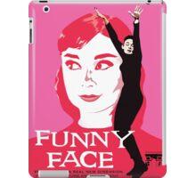 Audrey Hepburn in Funny Face iPad Case/Skin
