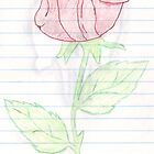 A Rose by marky1034