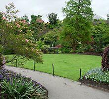 Queen Elizabeth Park Gardens by AnnDixon
