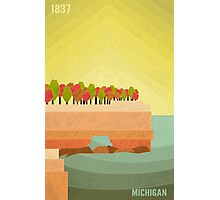 Michigan Photographic Print