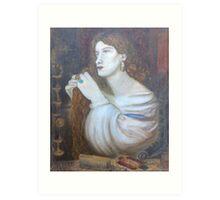Lady Elisabeth Pentance Art Print