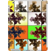 Floral Universe Pattern 1 iPad Case/Skin