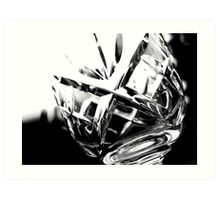 Sherry Glass Art Print