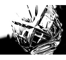 Sherry Glass Photographic Print