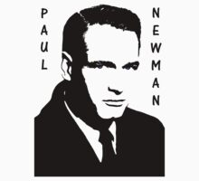 Paul Newman T Shirt by kmercury