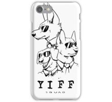 YIFFSQUAD iPhone Case/Skin