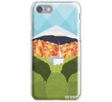 Vermont iPhone Case/Skin