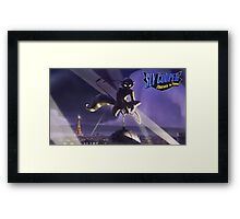 Sly Cooper: Thieves in Time  Framed Print