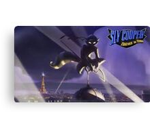 Sly Cooper: Thieves in Time  Canvas Print