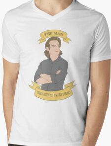 Gaius Baltar, The Man Who Ruined Everything T-Shirt