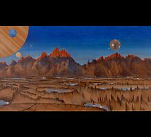 EXOPLANET by Vincent LAÏK