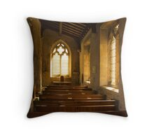 The Lords House Throw Pillow